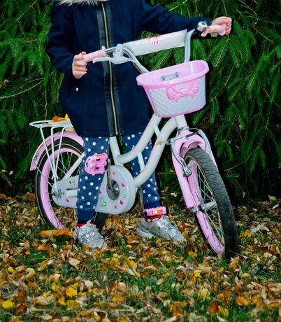 Велосипед 16 дюймов на возраст 4-7 лет