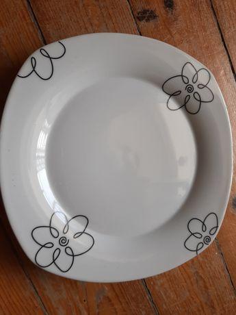 Conjunto 36 pratos sopa, sobremesa e prato principal