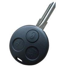 caixa carcaça de comando c/ chave para Mercedes Smart ForTwo