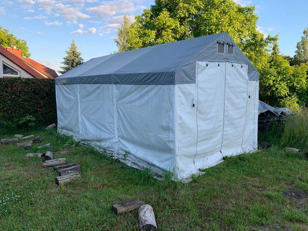 namiot garaż pawilon magazyn altanka 6x3m składany ! OKAZJA !