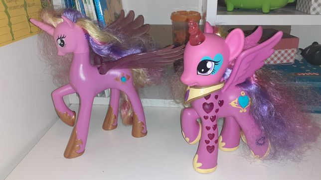 Księżniczka Cadence,kucyk my litle pony,na baterie,mówi,świeci,śpiewa