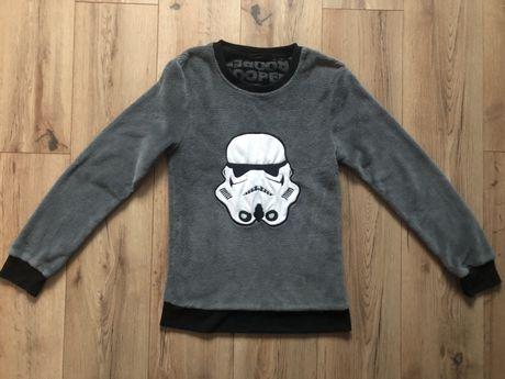 Bluza polarowa piżama Star Wars Gwiezdne Wojny damska męska XS 152 158
