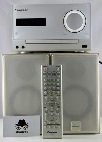 iGadżet | Wieża Pioneer X-CM31-W Audio Stereo iPod iPhone Apple
