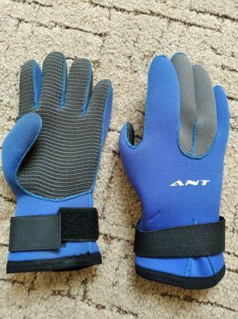 Продам перчатки для подводной охоты ANT 5 мм