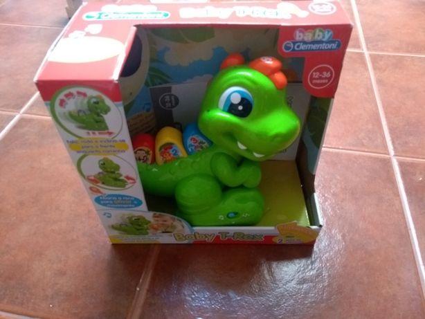 Brinquedo Multimédia Baby T Rex