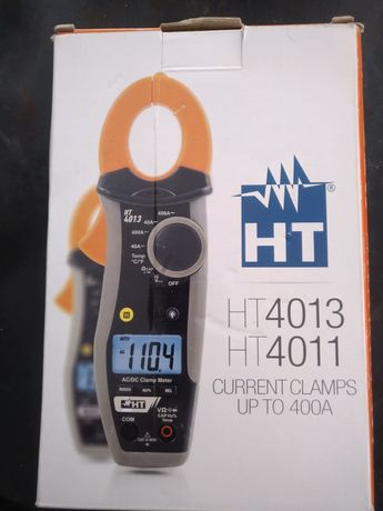 Pinça Amperimétrica HT4013 Nova