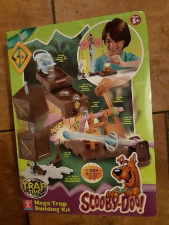 Scooby Doo- Mega Trap Building Kit