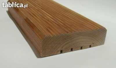 Deska tarasowa z modrzewia