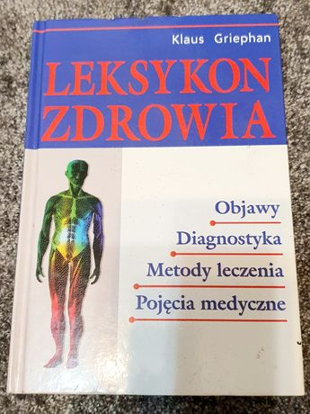 Leksykon zdrowia - Klaus Griephan