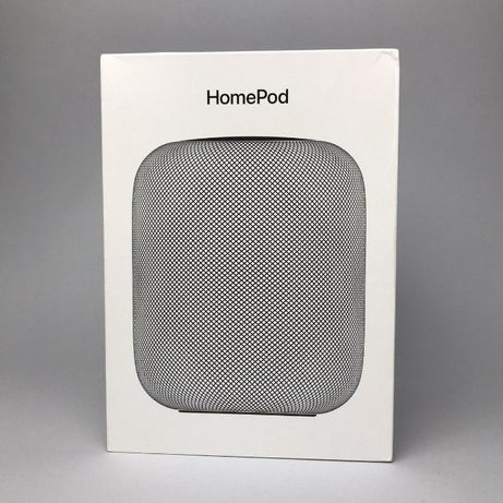 Apple HomePod Space Gray новый