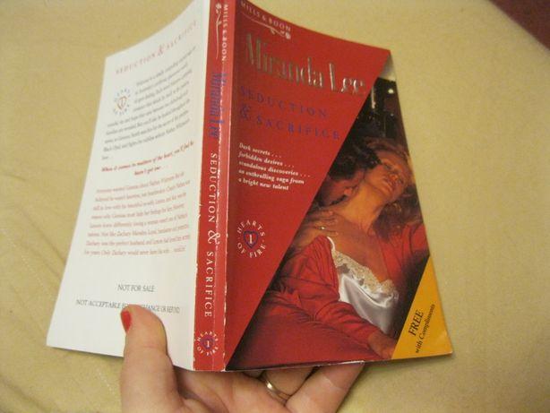 роман на английском любовный MIRANDA Lee seduction and sacrifice