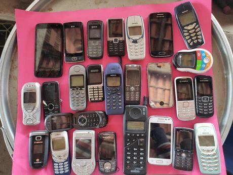 Lote telemóveis antigos