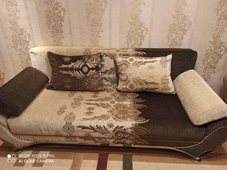 Диван еврокнижка и кресло Сумы - изображение 1