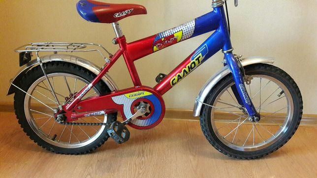 Велосипед Салют радиус 16
