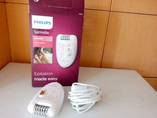 Продам компактный эпилятор HP6420/00 | Philips
