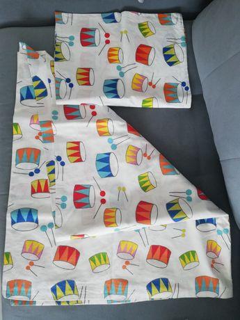 Pościel do łóżeczka 120x110 Ikea