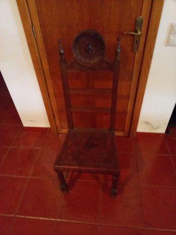Conjunto de 6 cadeiras modelo séc. XVII