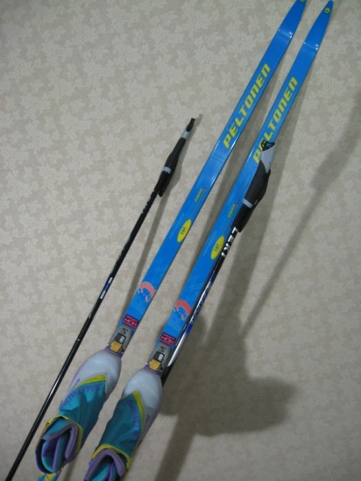Лыжи беговые Peltonen 200см SNS Финляндия. Сумы - изображение 1