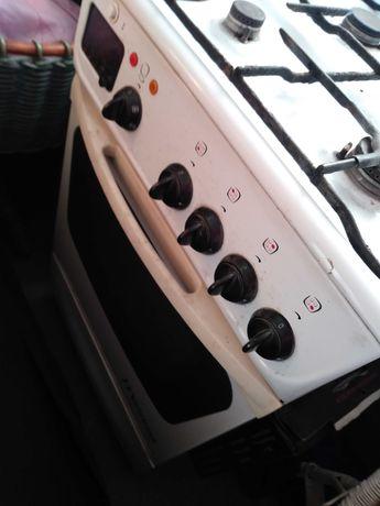 Kuchnia gazowa Mastercook 4 palniki.