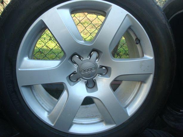 """Jantes Audi A7 17""""+Pneus 235/55R17"""