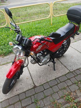 Motorower skuter Barton fighter 50 Daifer hw50 50cc AM