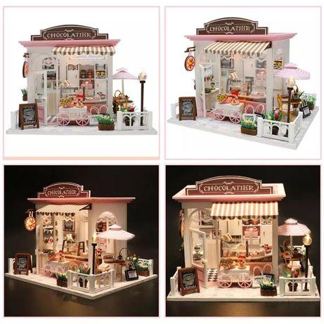 3D Румбокс - это конструктор кукольного домика.