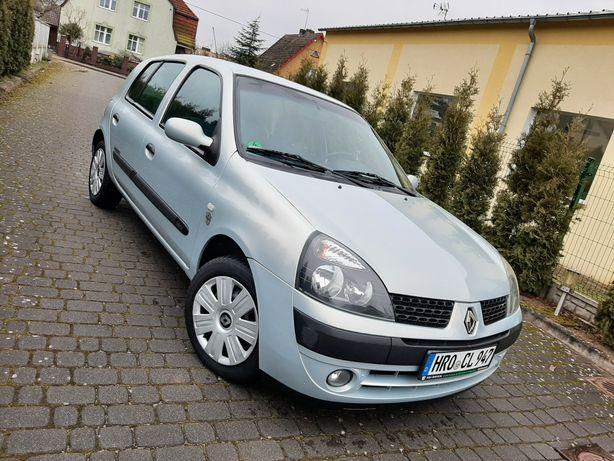 Renault Clio 2003 Rok #Benzyna #Klimatyzacja #Bezwypadkowe #Super Stan