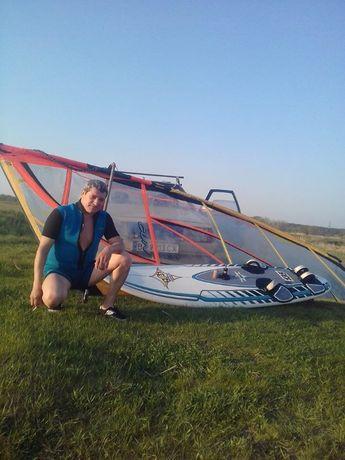 Уроки по ВИНДСЕРФИНГУ в Полтаве!Красивый вид спорта и отдых