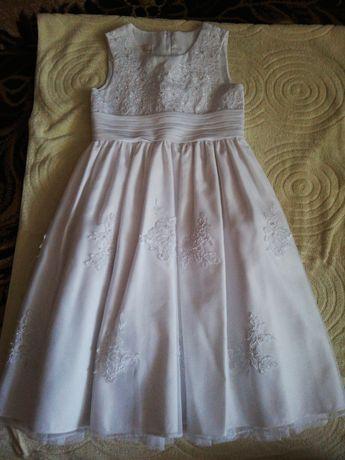 Sukienka princeska sukienka komunijna