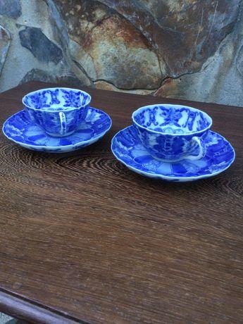 Covilhetes Chávenas Porcelana Chinesa Dinastia Qing Assinados Séc XIX