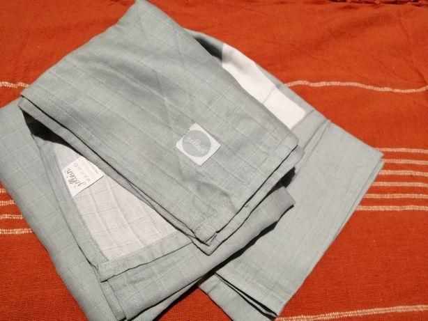 Nowy otulacz / ręcznik / kocyk XL 140x200cm Jollein