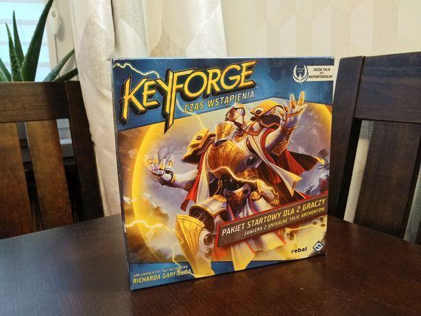 Keyforge czas wstąpienia gra karciana / gra planszowa