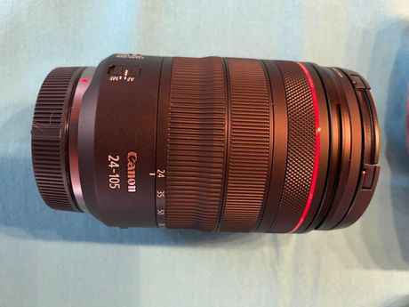 Lente Canon RF 24-105mm f/4L IS USM