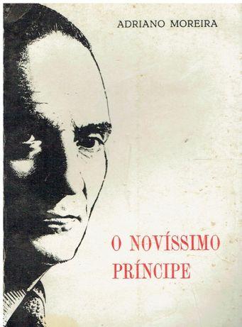 4696 - Livros de Adriano Moreira