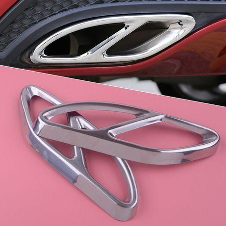 Ponteiras Mercedes A/B/C/E GLC W205 Coupe W212 W246 W213