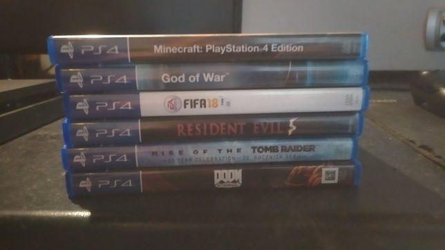 Gry na PS4 privvvv