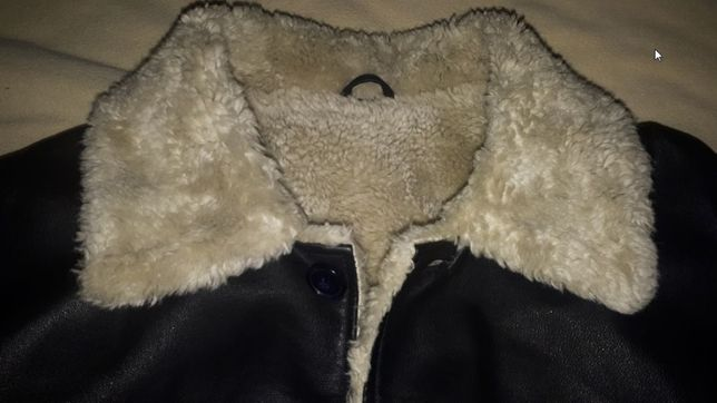 casaco em pele,cabedal