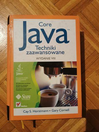 Gary Cornell Cay S. Horstmann Java techniki zaawansowane wydanie VIII
