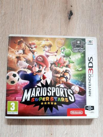 Gra Mario Sports Superstars Nintendo 2ds, 3ds
