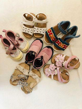 босоніжки туфли туфлі детские взуття для дівчинки від 6- 24 міс.