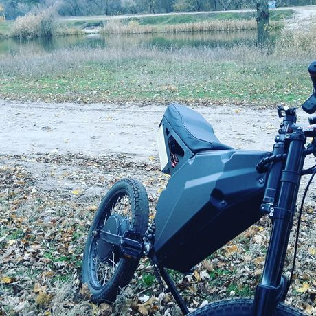 Электровелосипед 6000w Электро велосипед