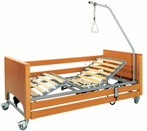 Łóżko Rehabilitacyjne Elbur PB 331 Nowe, Gwarancja - WĄGROWIEC