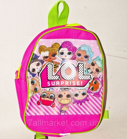 Детский рюкзак Лол
