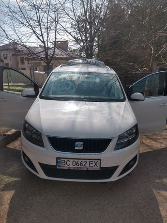Volkswagen sharan(Seat Alhambra)