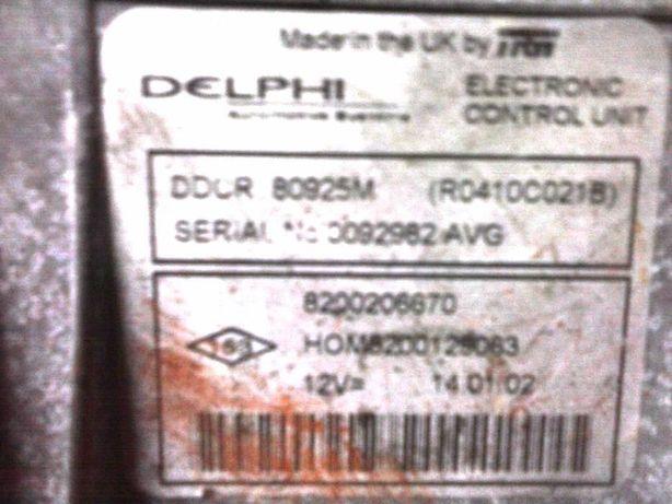 Peças para Renault Clio Kangoo 1.5 DCI