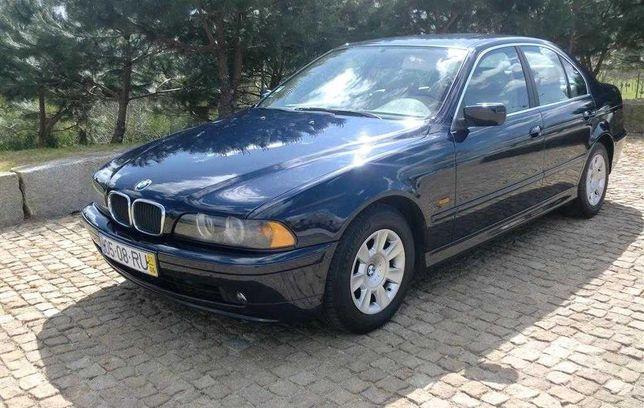 BMW Série 5 520 d (136cv) (4p)