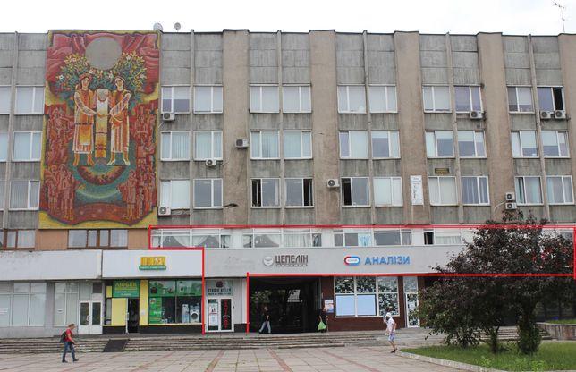 Продаж приміщення на Чорновола 59, Власник, 378 кв.м. Фасад