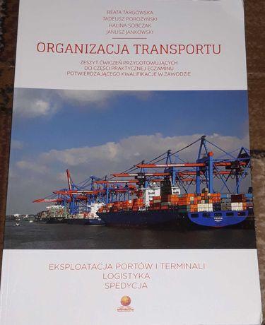 Organizacja transportu zeszyt ćwiczeń