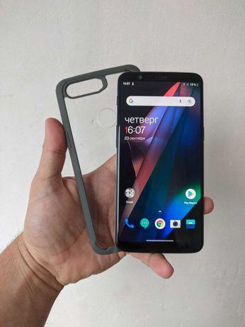 OnePlus 5T (8/128 Gb) Игровой смартфон.