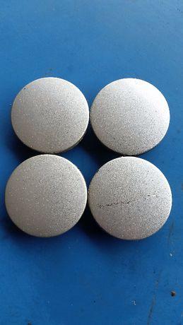 Oryginalne dekielki do felg aluminiowych 4szt Wymiar zew 60mm wew 55mm
